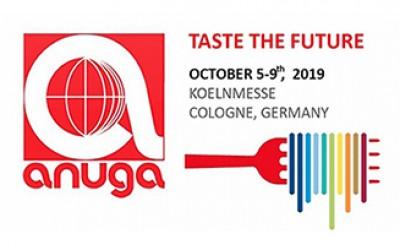 Anuga 2019 Fair (Cologne - Germany)