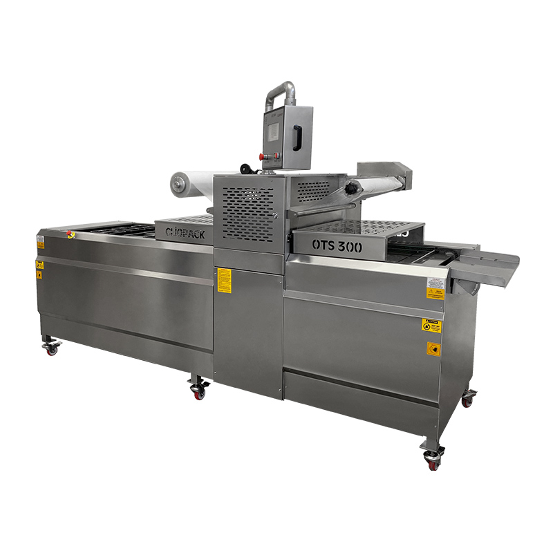 Automatic Tray Sealer Machines