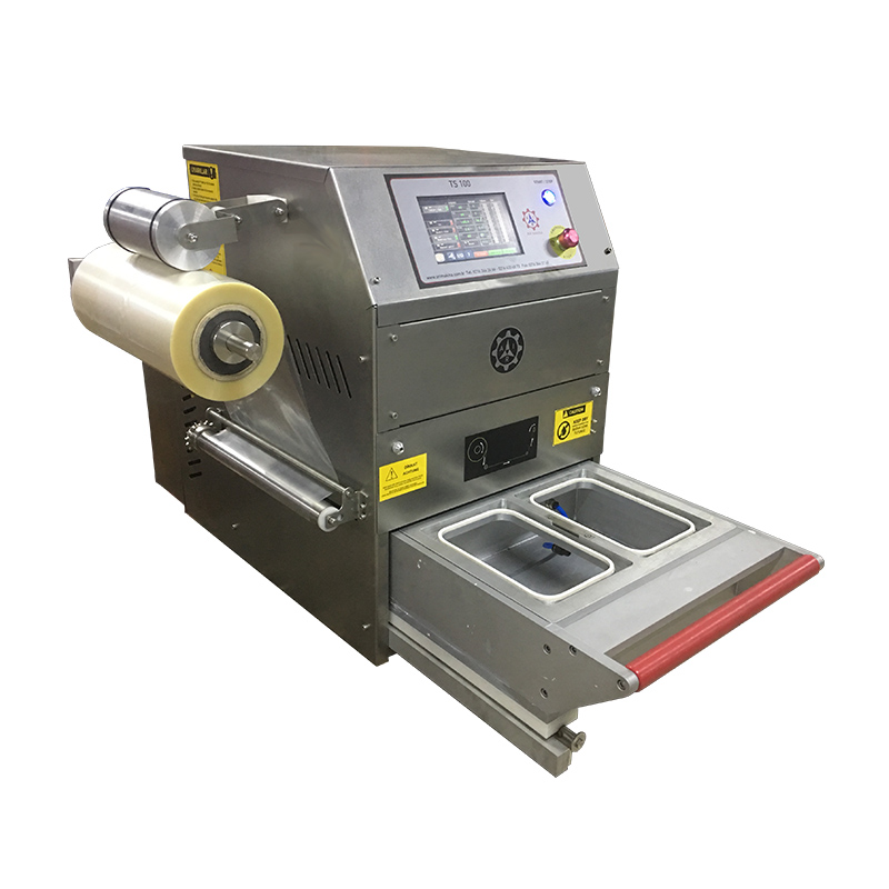 Semi-Automatic Tray Sealer