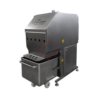 DED-1000 Frozen Meat Cutter Machine