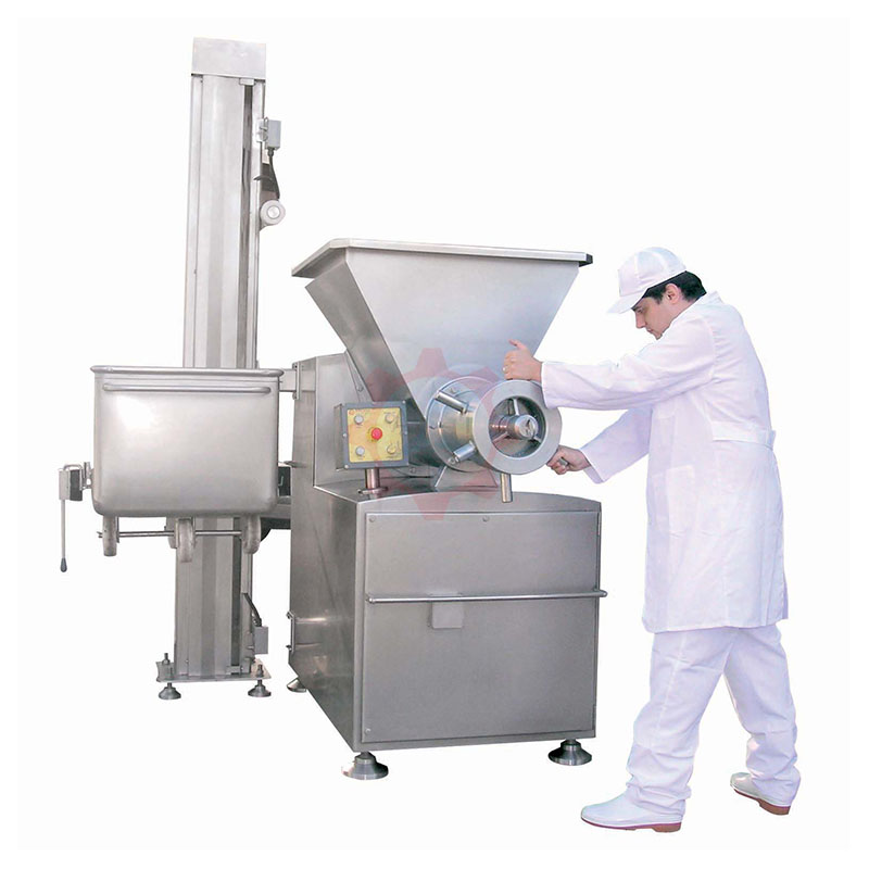DKM-200 Meat Grinder For Frozen and Fresh Meat