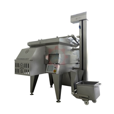 KRT-500-1000-2000 Meat Mixing Machine Front Discharge