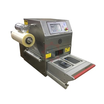 Cliopack TS-100 Semi Automatic Tray Sealer